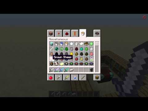 Minecraft 1.4 (12w42a) - Обзор. ThePowerfulDeeZ