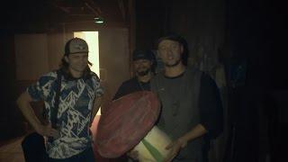 Білі гриби на сцені, Муха в багажі, зал в екстазі. Бумбокс в Житомирі.