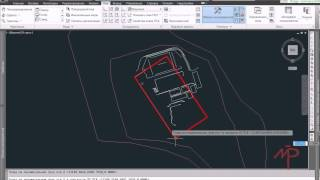 Расчет картограммы Civil 3D.avi