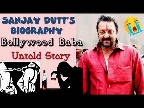 Sanju Biopic Story Trailer Animated - Sanjay dutt biography