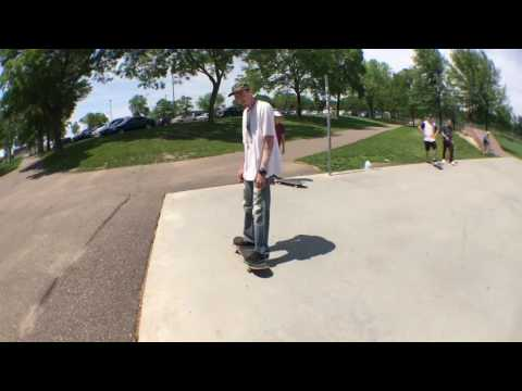 Ojibway Skate Plaza '16