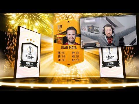 89 RATED CAM JUAN MATA UEL MOMENTS SBC! (Position Change) - FIFA 19 Ultimate Team