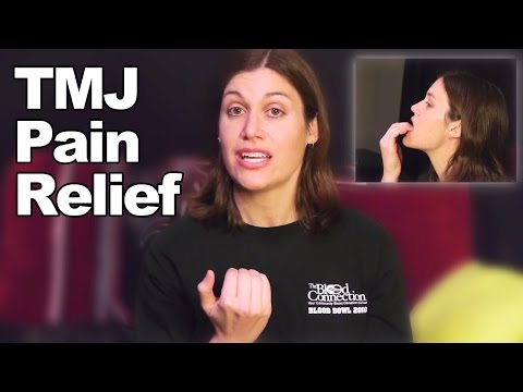 Video TMJ Exercises & Stretches to Relieve Jaw Pain - Ask Doctor Jo