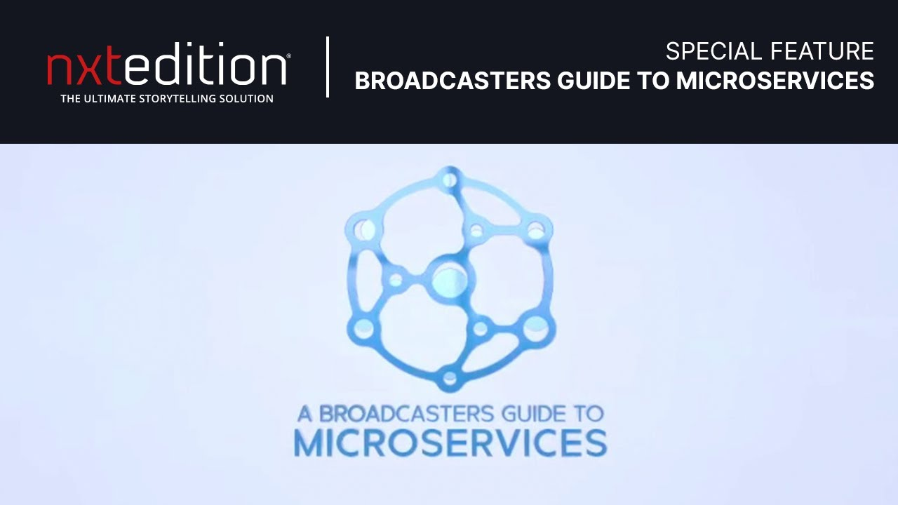 A Broadcasters Guide To Microservices