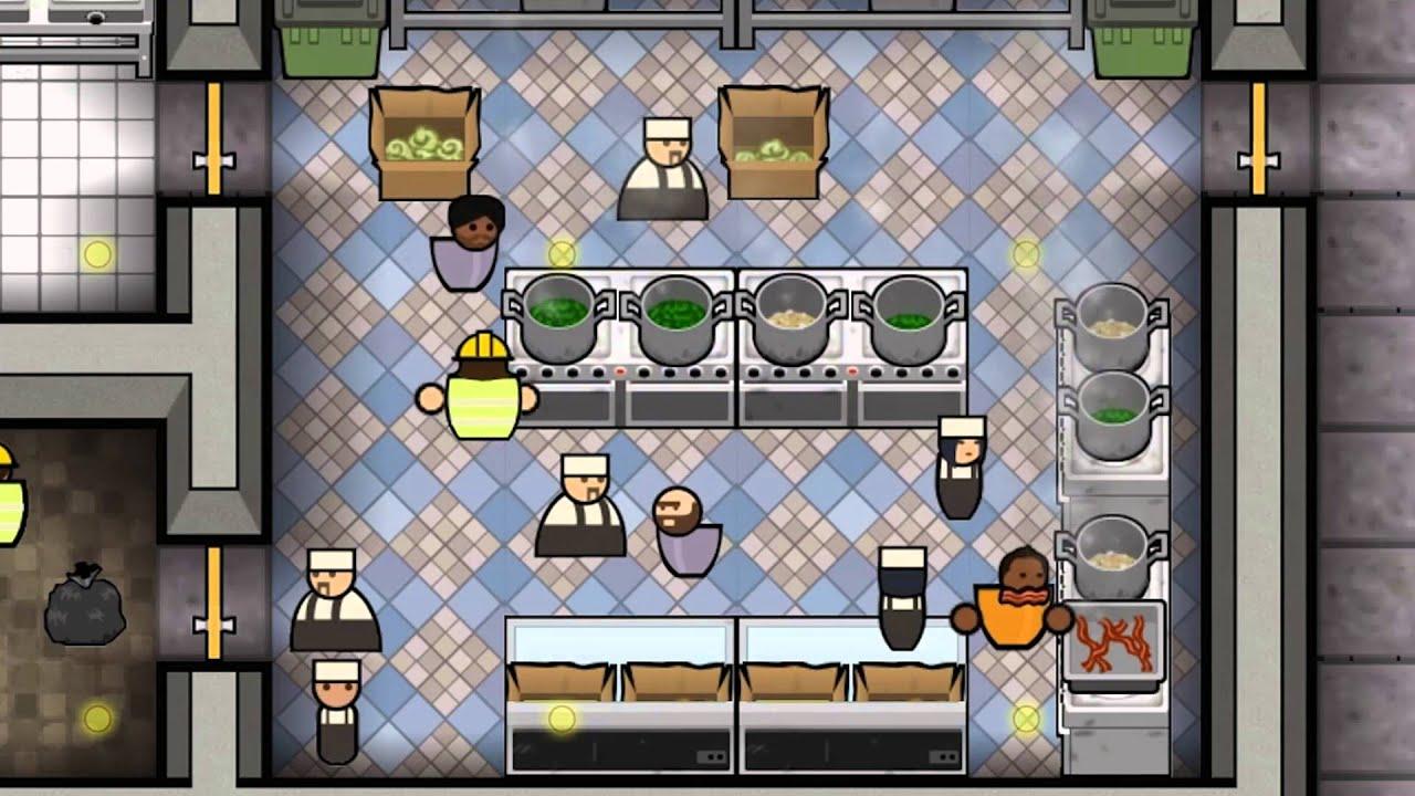 L'acclamato simulatore di prigioni Prison Architect arriva a primavera su PS4