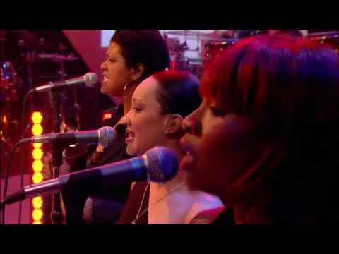 Mary J. Blige -  Family Affair - Live on Jools Holland 2002