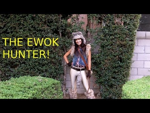 Project Cosplay: The Ewok Hunter!