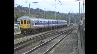 preview picture of video 'Trains In The 1980's   Luton & Bedford, August 1988'