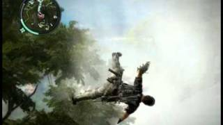 Waterfall - Just Cause 2