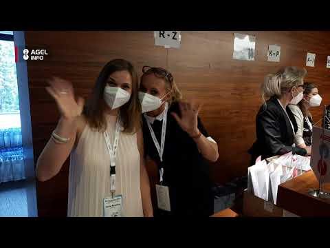 Video: XIV. Sympozium AGEL - Den 1.