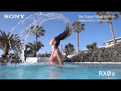 Sony DSC-RX0 II Vlogging Kit (15.30Mpx, 1