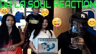 De La Soul Rock Co Kane Flow (feat. MF Doom) Producer Reaction