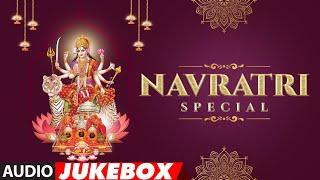 NAVRATRI SPECIAL - Audio Jukebox   Happy Navaratri   Navaratri Celebration 2021   T-Series