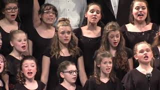Indiana soldier surprises daughter at Christmas concert