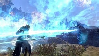 Skyrim Battles - Miraak vs Magnus [Legendary Settings]