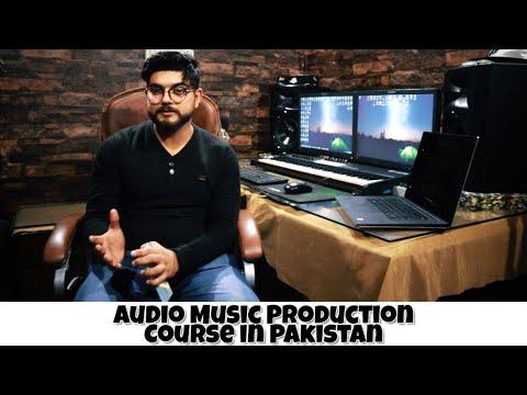 Audio Engineering-Music Production Classes in Pakistan | 2020
