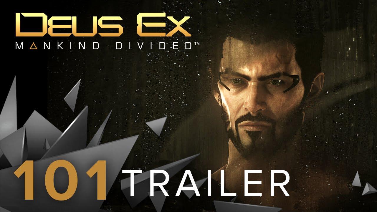 Ecco come Eidos intende esaltare l'importanza delle scelte di gioco in Deus Ex: Mankind Divided