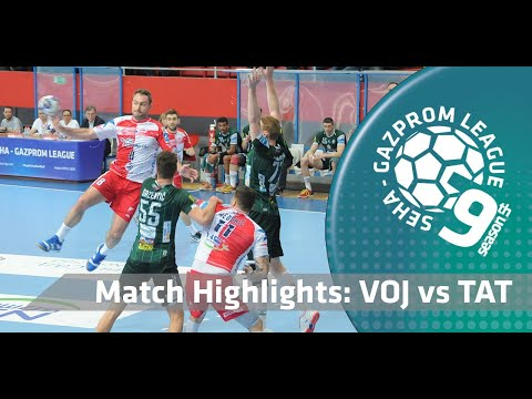 Match highlights: Vojvodina vs Tatran Presov