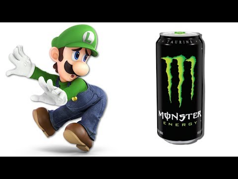 Smash Ultimate characters and their favorite DRINKS