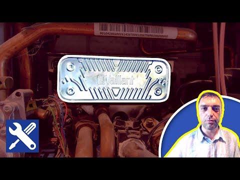 ✅ Как заменить теплообменник котла вайлант (vaillant) / Мелкий ремонт