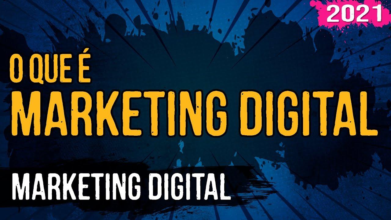 O Que é Marketing Digital – Marketing Digital – 03