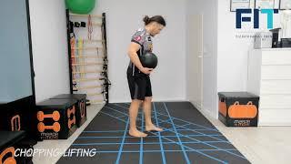Chopping-lifting z piłką – CHL003