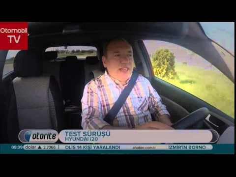 Yeni Hyundai i20 Test Sürüşü