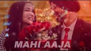 Mahi Aaja Lyrics  –Arijit Singh  (Unplugged)