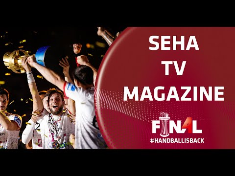 GOLDEN handball (Hi)story written by Veszprem I 11th SEHA TV Magazine