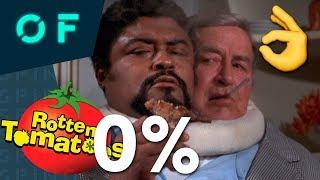 Estas pelis tienen un 0% en Rotten Tomatoes Y TIENES QUE VERLAS