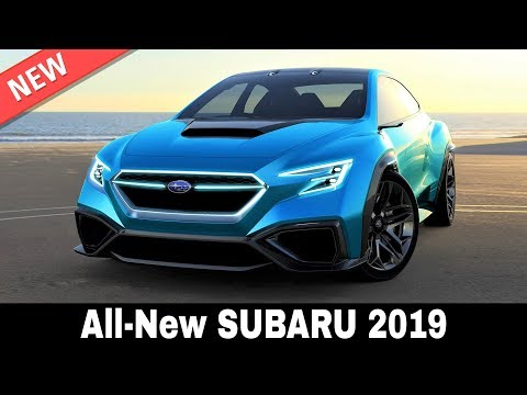 9 New Subaru Cars And Crossovers With Updated Prices And Specifications For 2019