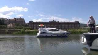 preview picture of video 'SAVERNE CANAL TOURISME TOURISME FLUVIAL'