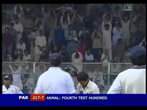Kamran Akmal Famous 100 against India