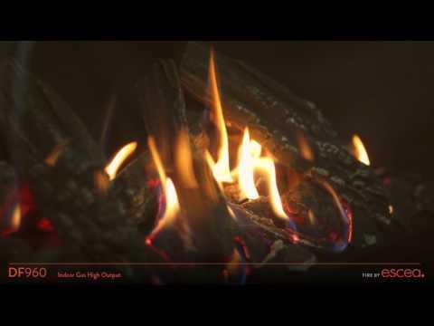 Escea DF960 Gas Fireplace