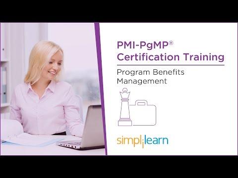 PMI-PgMP® Tutorial   Lesson 5: Program Benefits Management ...