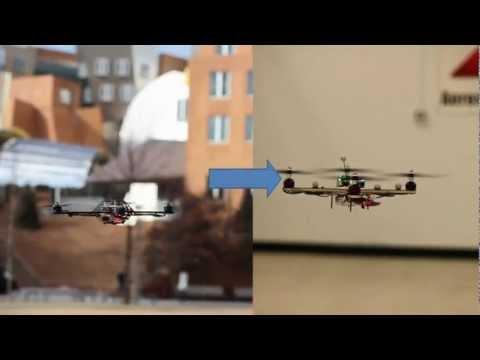 Létající roboti