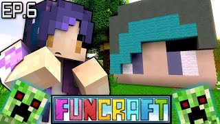 Scott's Head Is Filled With EVIL (I Lost EVERYTHING) | FunCraft Minecraft Ep. 6
