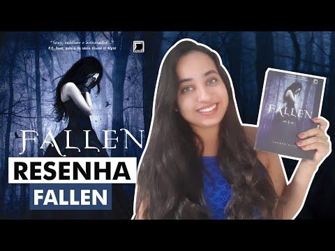 Fallen ? Lauren Kate | Karina Nascimento | Paraíso dos Livros  #serieliteraria #angels