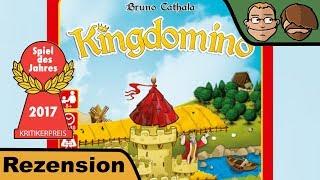 Kingdomino (Spiel des Jahres 2017) - Review