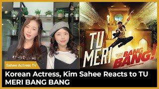 Tu Meri | BANG BANG | Hrithik Roshan & Katrina Kaif | Vishal Shekhar | Reaction by Korean Actress