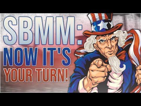 Modern Warfare SBMM: Now It's Your Turn!