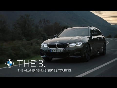 The all-new BMW 3 Series Touring. Official Launch Film.