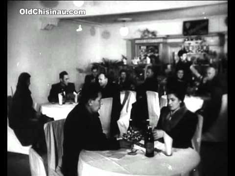 Кишинёв конца 1940-х, 1950-х и 1960-х гг