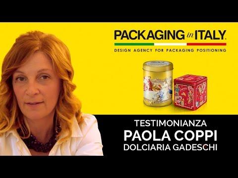 """Packaging di successo: Paola Coppi racconta la case history delle """"Tinbox Gadeschi"""""""