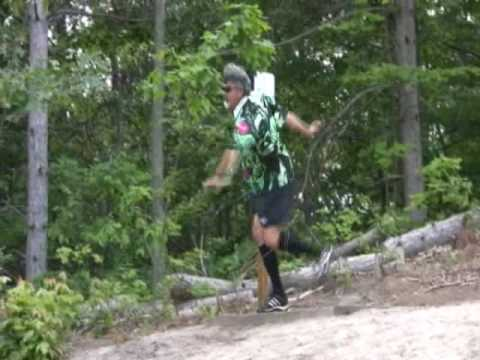 "Disc Golf Life Music Video #2  ""The Locals"""