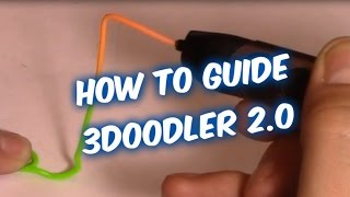 3d printing pen 3Doodler 2.0 review - How to setup use and clean clogs