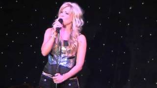 """Sara Hickey singing """"Desperado"""""""