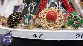 Statement Gemstone Jewelry   Gem Shopping Network