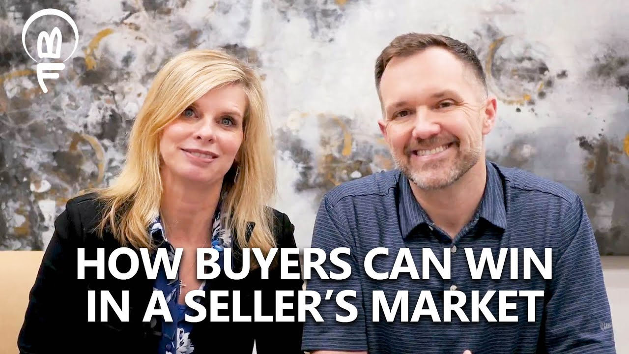 Buyers: This Is the Key to Winning in a Seller's Market