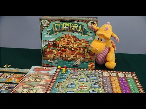 Coimbra - Gameplay Runthrough